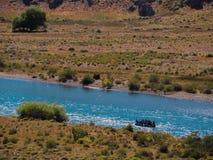 Река Limay стоковая фотография