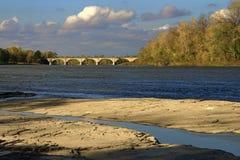 река maumee 2 Стоковое Изображение RF