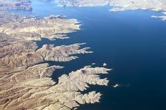 река mead озера colorado стоковая фотография rf