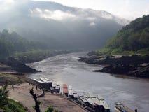 река mekong Стоковые Изображения
