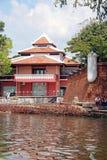 Река Melaka Стоковые Фотографии RF