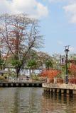 Река Melaka Стоковые Фото
