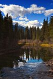 река miette стоковое фото rf