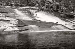 Река Mumlava, чехия Стоковое Изображение