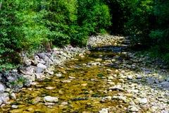 Река Mumlava Стоковые Изображения