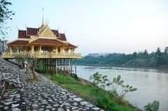 Река Nan павильона Стоковые Фото