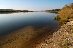 река nemunas Стоковые Фото