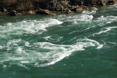 река niagara стоковое изображение rf