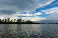 Река PA Kong челки Стоковые Изображения