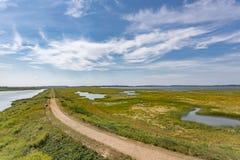 Река Parker стоковое изображение rf
