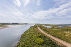 Река Parker Стоковые Изображения RF