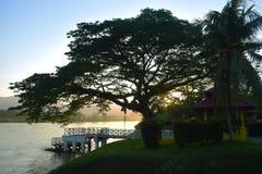 Река Perak стоковая фотография rf