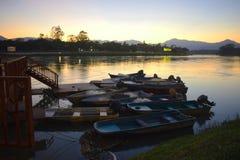 Река Perak стоковые фотографии rf