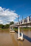 река PING-утилиты brigde Стоковая Фотография