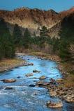 река poudre Стоковые Изображения