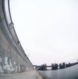 река quay Стоковое Изображение