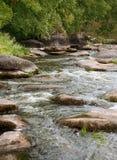 река rapids Стоковая Фотография