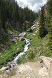 река rockies горы colorado Стоковые Изображения RF