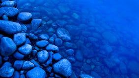река s края Стоковые Изображения
