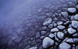 река s края Стоковые Изображения RF