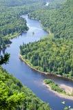 Река Sautauriski Стоковое Изображение RF