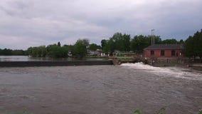 Река Seneca видеоматериал