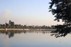 река seyhan Стоковое Фото