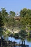 Река Sile стоковые фотографии rf