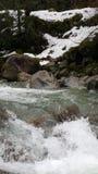 Река Snowy Стоковая Фотография