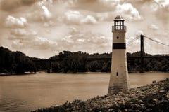 река ss158 дома светлое Стоковые Фотографии RF