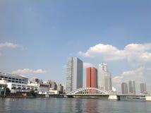 Река Sumida в токио Стоковые Фото