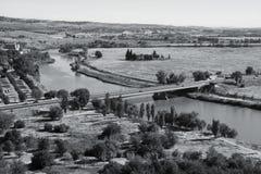 Река Tagus Стоковая Фотография