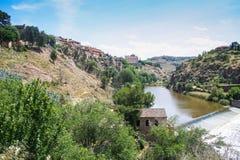 Река Tagus Стоковое фото RF