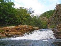 Река Taiga Стоковые Изображения