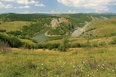 Река Uvac Стоковое Фото