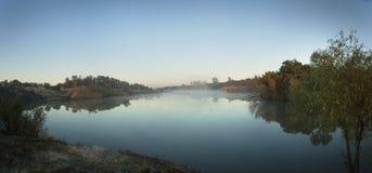 Река Vaal Стоковые Изображения RF