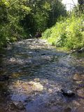 Река Vt Стоковое Изображение RF