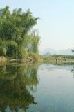 Река Yulong стоковое изображение rf