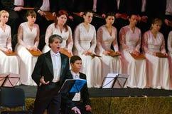 РЕКВИЕМ Verdi Стоковые Фотографии RF