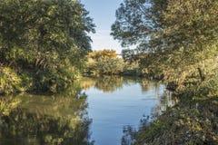 Реки в природе Стоковое Изображение RF