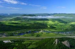 реки гор Стоковая Фотография