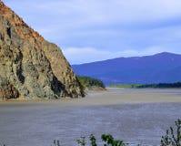 Реки, озера и океаны Аляски & Канады Стоковая Фотография