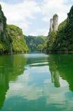 реки сценарные Стоковая Фотография