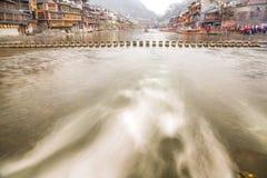 реки fenghuang, фарфора Стоковые Изображения