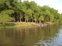 реки rosario Стоковое Изображение