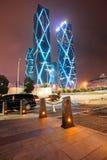 реклама shenzhen зданий Стоковая Фотография RF