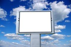 рекламировать афишу стоковое фото