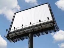 рекламирующ афишу напольную Стоковое Изображение