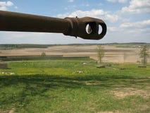 Реконструкция боя для Берлина на линии Сталина Стоковое фото RF