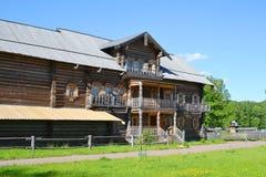 Реконструкция дома фермы Стоковое Изображение